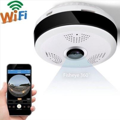 Panorama kamera 2mpx -mini panorama-WiFi kamera