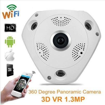 Panorama kamera VR Kamera 2mpx-3D Kamera Panorama