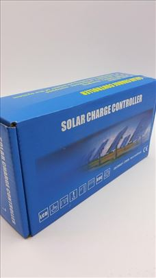Solarni kontroler 12/24-30A novo-Solarni kontroler