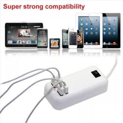 USB punjač 4 U 1 -15W