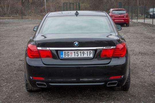 BMW 740 x drive