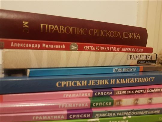 Часови српског језика за основце и средњошколце
