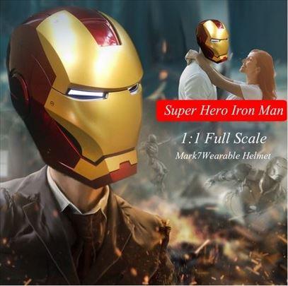 Iron man maska ( veća ) - novo
