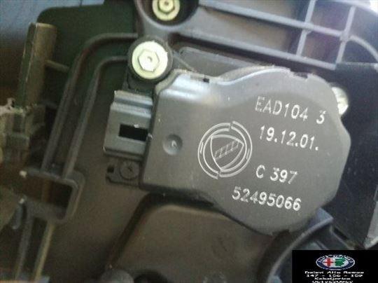 Motorici klapni grejanja za Alfu 156 restyling