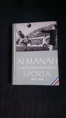 Almanah jugoslovenskog sporta 1943-1963