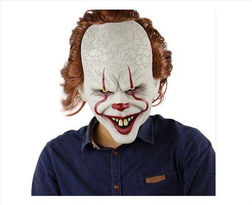 Klovn maska - novo