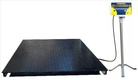 Platformske Magacinske vage od 150kg do 3000kg,