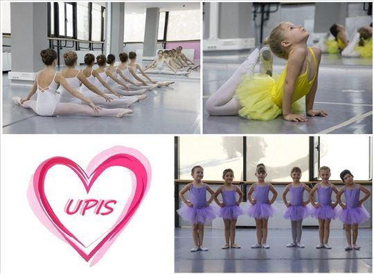 Škola baleta - upis