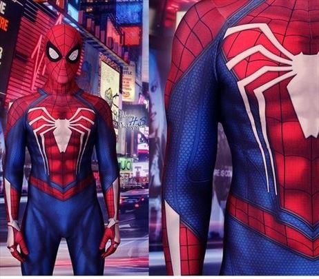 Spider man kostim - novo