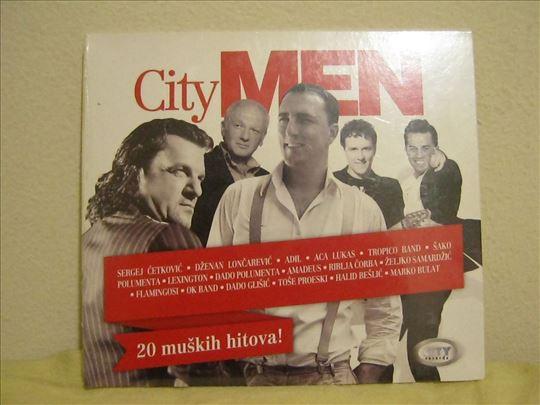 City Men - 20 najvećih hitova domaćih pevača