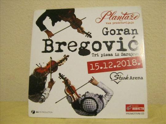 Goran Bregović-Tri pisma iz Sarajeva