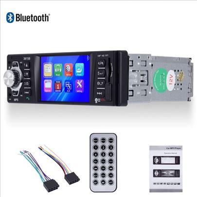 Multimedija auto radio MP3/MP5/Usb Mp5 1din