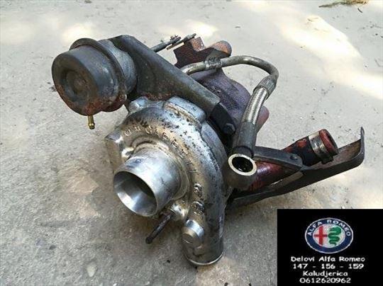 Turbina za Alfu 156-1.9JTD 105ks