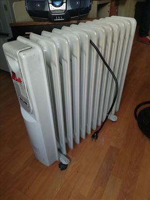 Uljani radijator Elin sa termostatom