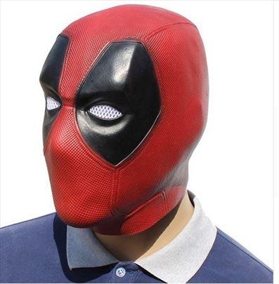 Deadpool maska - Novo