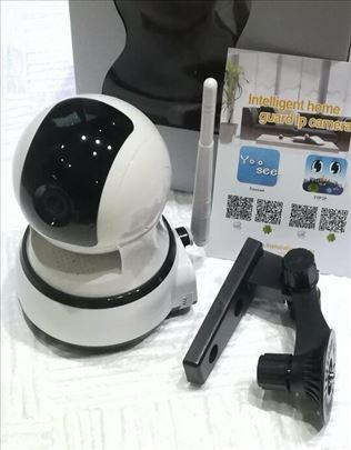 Inteligentna IP kamera sa praćenjem poketa