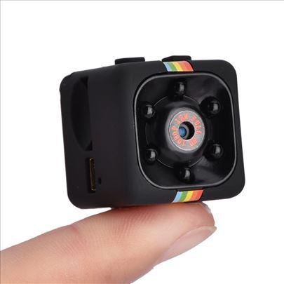 Mini kamera akciona špijunska full HD 1080p