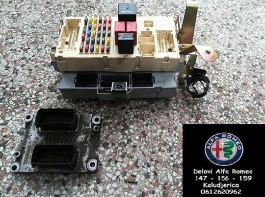 Motorni racunar kompletan za Alfu 147 1.6TS-120ks