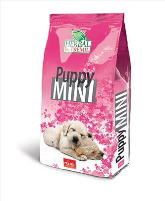 NOVO Hrana za pse Puppy Mini - Herbal linija