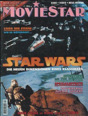 Star Wars - fan časopisi iz 90ih