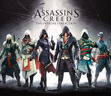 PC Igra Assassin's Creed kolekcija od 2007-2016