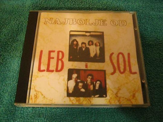 CD Najbolje od Leb i sol