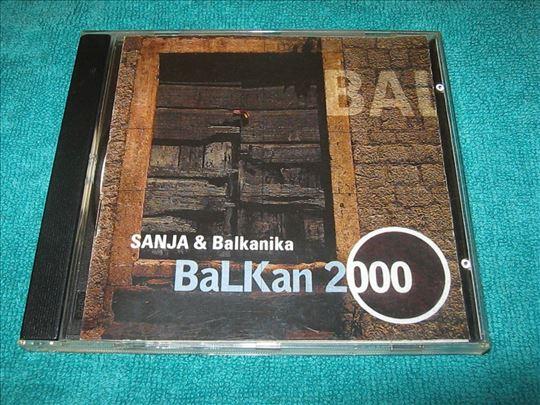 CD Sanja Ilić i Balkanika - Balkan 2000