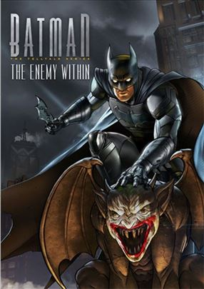 PC Igra Batman: The Enemy Within 1-5 Episode(2017)