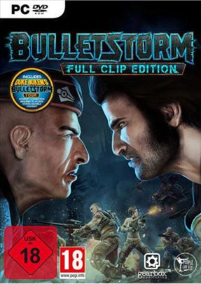 PC Igra Bulletstorm - full clip edition (2017)