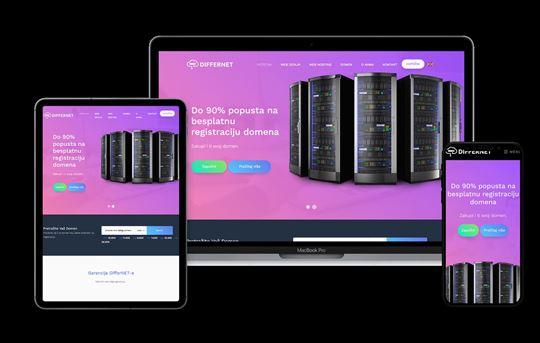Izrada Web Sajta, održavanje i hosting