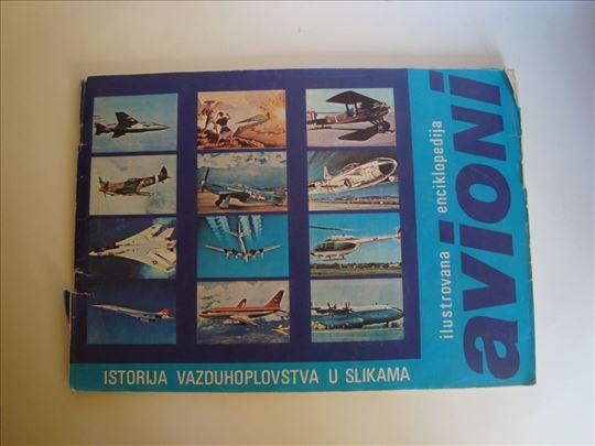Avioni i helikopteri 1980 god