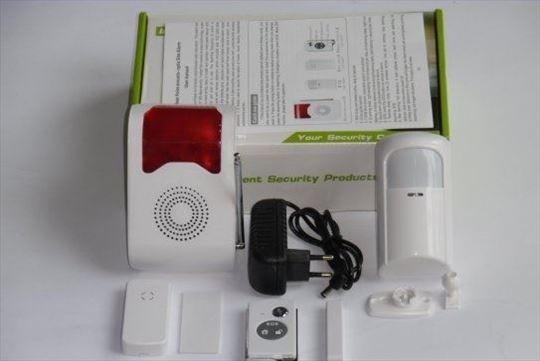 Bezicni alarmni sistem