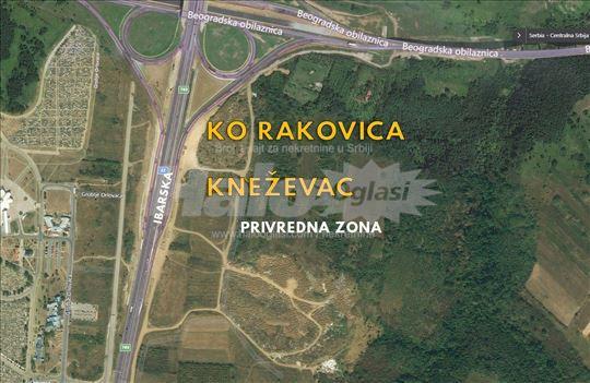 Ibarska magistrala-Obilaznica/Orlovaca 7000 eu/ar