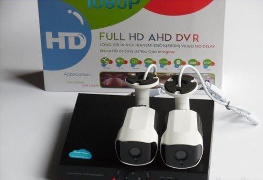 Komplet sa 2 kamere 2 MP FULL HD