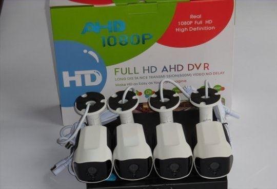 Komplet sa 8 kamere 2 MP FULL HD