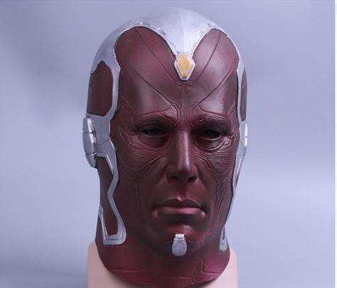 Mask Marvel Avangers maska za odrasle - novo