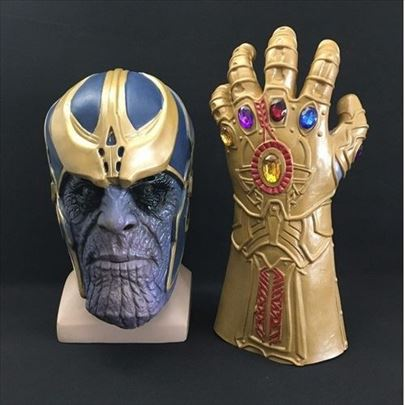 Maska i rukavica Tanosa - novo
