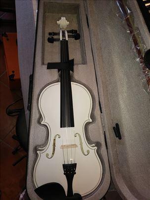 Novo, violine u beloj boji, 4/4 - setovi