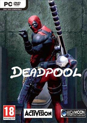 PC igra Deadpool  (2013)
