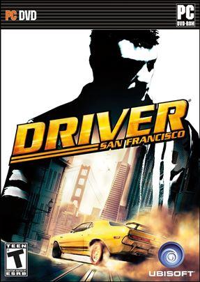 PC Igra Driver - San Francisco 2011