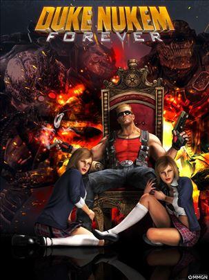 PC igra  Duke Nukem Forever (2011)