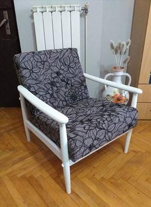 Retro fotelje,unikat br 7
