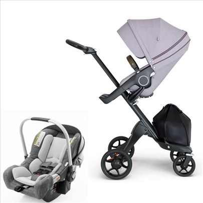 2018 Stokke Xplory Travel System - V6 Wheelchair