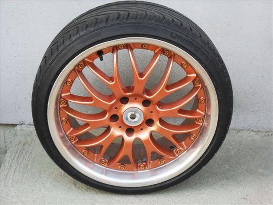 "ALU TOČAK SMC ""18 5X112 Mercedes Audi VW Unirojal"