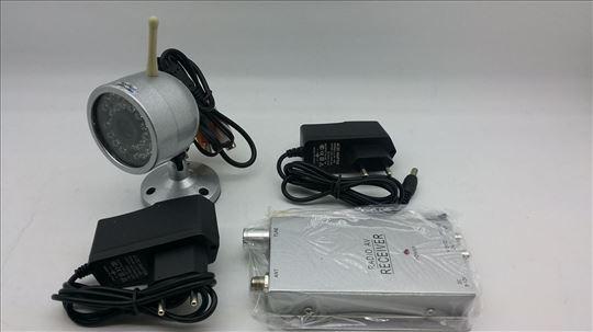 Bežicna kamera za video nadzor dan/noć-Bežicna