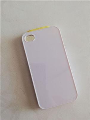 Iphone 4/4S/4G Mat White zaštitni bumper