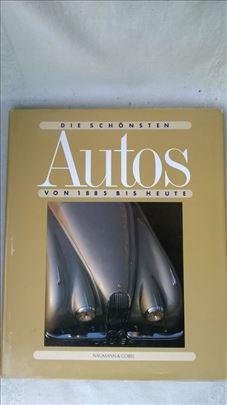 Knjiga:Die Schoenesten Autos 1885-1985.,prošireni