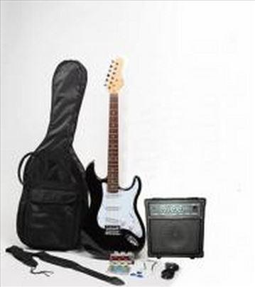 Novo - Paketi - Stratocaster modela sa pojačalom