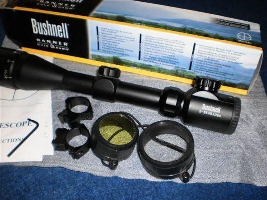 Optika Bushnell 3-9x40 optika akcija