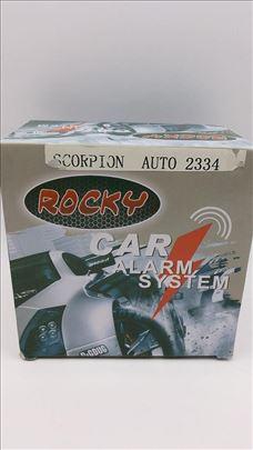 Auto alarm Rocky novo-auto alarmni sistem